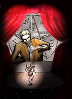 Hellblazer- Constantine by Nonko