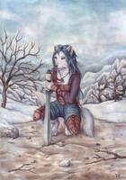 Uliah by Myunfelia