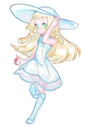Lillie by klaeia
