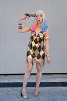 Harley Quinn Cosplay at the 2018 Sydney Supanova by rbompro1