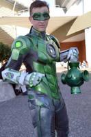 Green Lantern Cosplay at 2018 Sydney Supanova by rbompro1