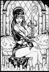 Elvira by x-catman