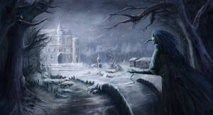 One of Many Winters: Excerpt 1 by ArtByNath