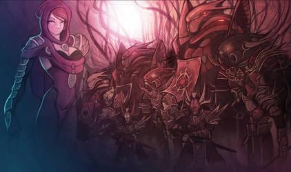 The Old kingdom by EskarArt