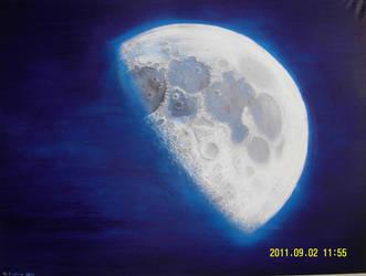 Moon by saveworld