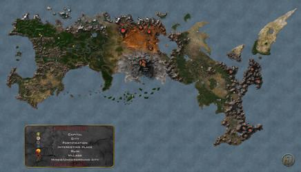 World of Enroth: Jadame by MarkonPhoenix
