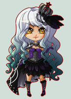 Adoptable Chibi Auction 10 [CLOSED] by sonisadopts