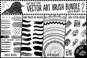 Vector-Brush-Bundle-2-preview by Jeremychild