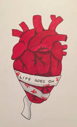 Life Goes On by GreenInsanity