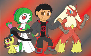 Trainer ShadowDelta Would Like To Battle! by ShadowtheCartoonist