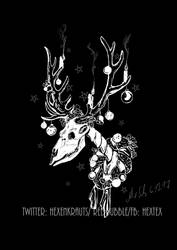 Ho ho ho... all hail rudolph by Mademoiselle-Moder