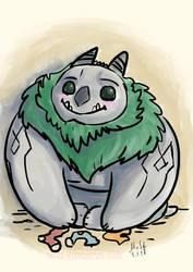 AAARRRGGHH! - Trollhunters by Mademoiselle-Moder