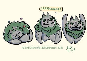 Aaargghh- trollhunters by Mademoiselle-Moder