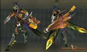 DMV - Blade Mantis by Alemja