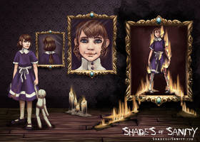 Shades of Sanity - Rachael by Alemja