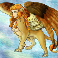 Sphinx by ErisLeea