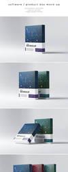Software / Product Box Mockup by kotulsky
