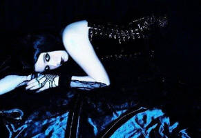 Gothic On The Lust Blanket by BloodSnow
