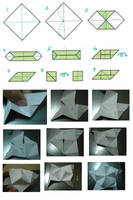 Origami Ball Units by HanaClayWorks