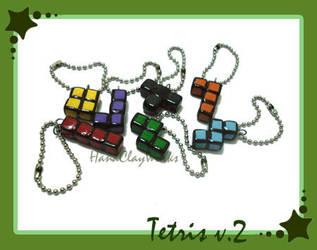 Tetris v2 by HanaClayWorks