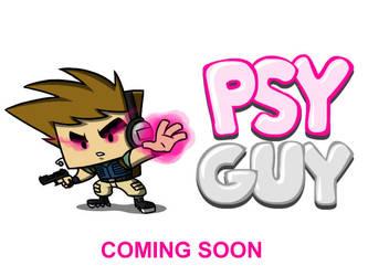 PsyGuy Promo by ThankYouComeAgain