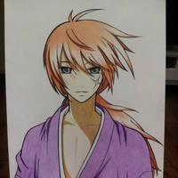 Himura Kenshin by Razaika