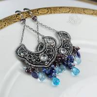 BREZZA - earrings by JoannaWatracz