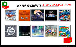 My top 10 fav Christmas Specials. by Smurfette123