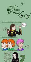 Harry Potter meme by Totalrandomness