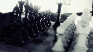 Realisitc 3D Chess Scene by KhaledReese