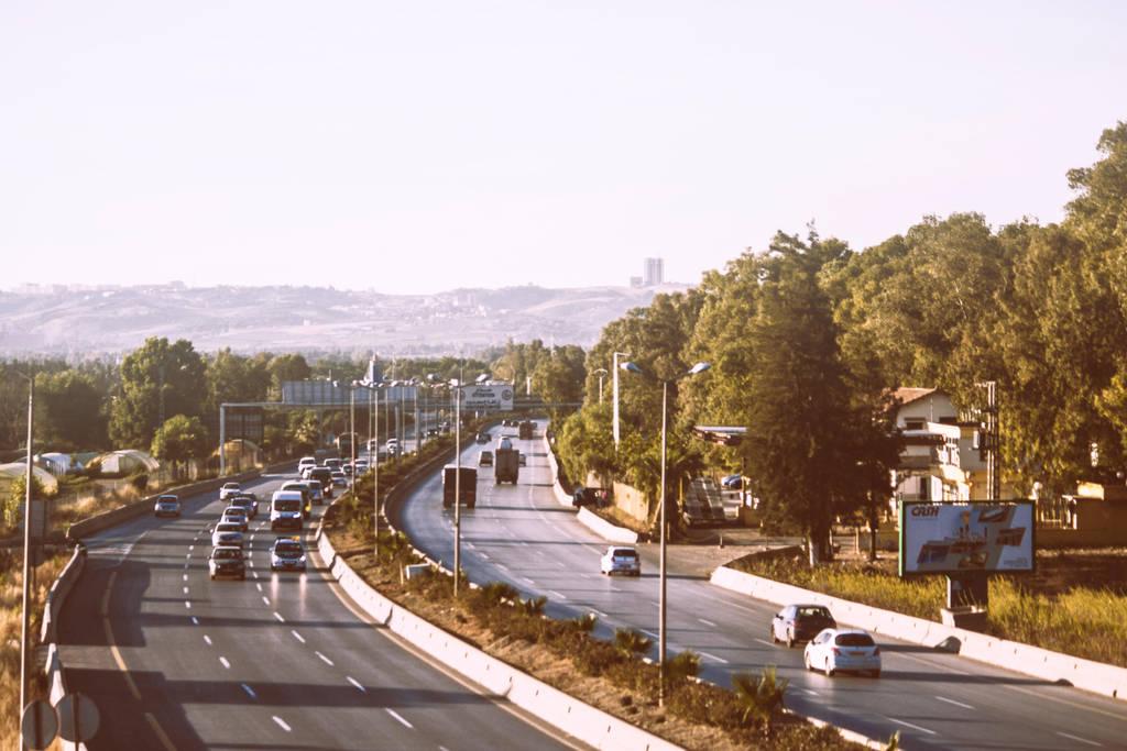 highway by KhaledReese