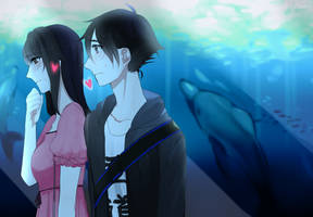 Dating by Koumi-senpai