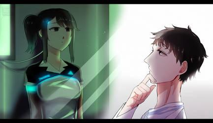 Androids by Koumi-senpai