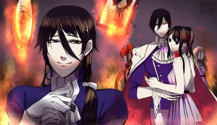 The Lunacy of Duke Venomania by Koumi-senpai