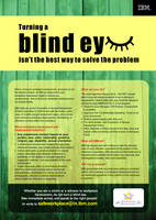 turning a blind eye by pulsetemple