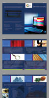 Company Brochure 2 by pulsetemple