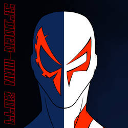 Spider-Man 2099 by MysteryFanBoy718