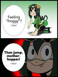 You Feeling Froggy? by MysteryFanBoy718