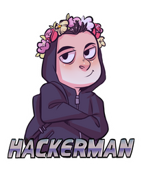Hackerman by Lis-Alis