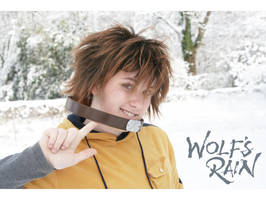 Wolf's Rain: Sounds like fun by adrawer4ever