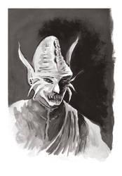 Yu Yu Hakusho // Demon Lord Advisor by adrawer4ever