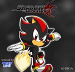 Shadow the Hedgehog by BlueTyphoon17