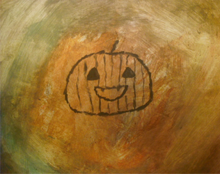 A old picture of a Pumpkin by JJJMadness