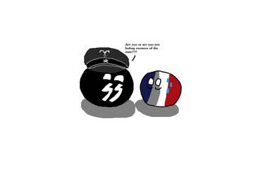French Interrogation by UniversalDorito