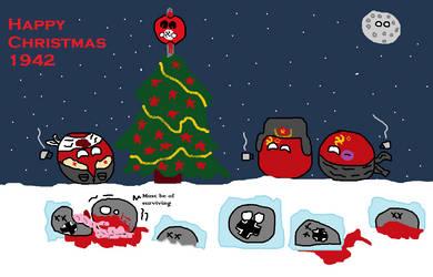 Christmas 1942 by UniversalDorito
