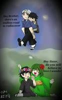 *:Do you still believe in one another:* by FallenAngel5414