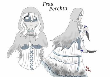 Frau Perchta by FallenAngel5414