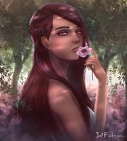 Anemone by peacestream