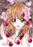Black cherry by Vestal-Spirit