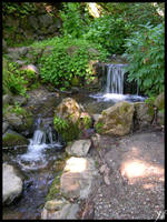 Waterfalls by Ichi-Black